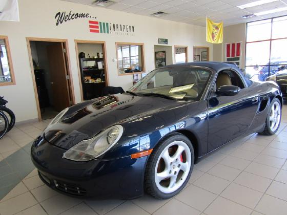 2000 Porsche Boxster S:20 car images available