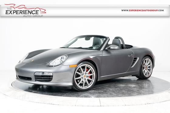 2007 Porsche Boxster S:24 car images available