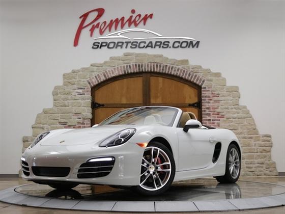 2013 Porsche Boxster S:24 car images available