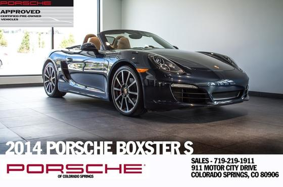 2014 Porsche Boxster S:21 car images available