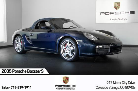 2005 Porsche Boxster S:24 car images available