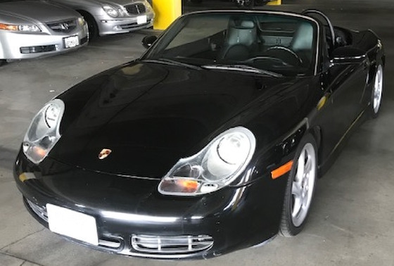2002 Porsche Boxster S:7 car images available