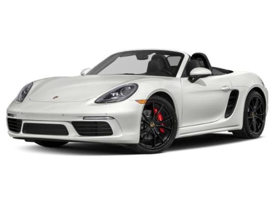 2019 Porsche Boxster S : Car has generic photo