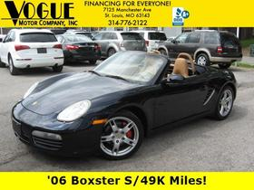 2006 Porsche Boxster S:24 car images available