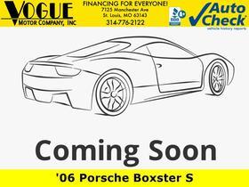 2006 Porsche Boxster S : Car has generic photo