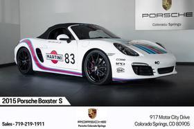 2015 Porsche Boxster S:24 car images available