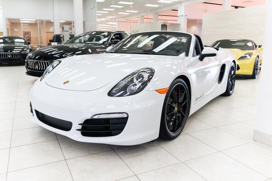 2016 Porsche Boxster S:15 car images available