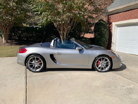 2013 Porsche Boxster S:11 car images available
