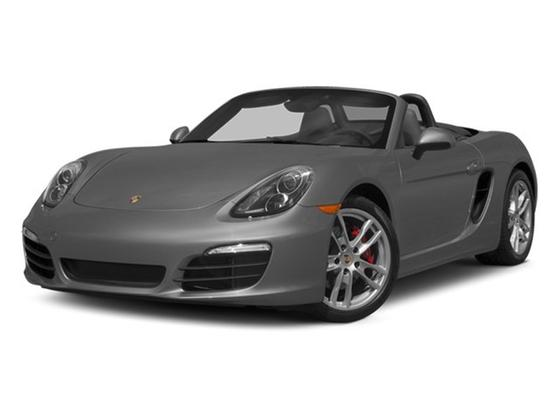 2014 Porsche Boxster S : Car has generic photo