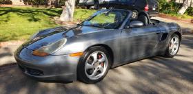 2001 Porsche Boxster S:6 car images available