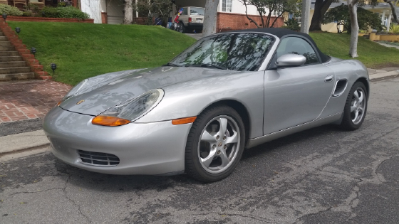 2001 Porsche Boxster S:5 car images available
