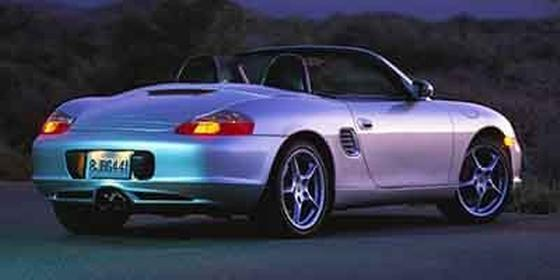 2004 Porsche Boxster S : Car has generic photo