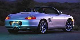 2004 Porsche Boxster S : Car has generic photo