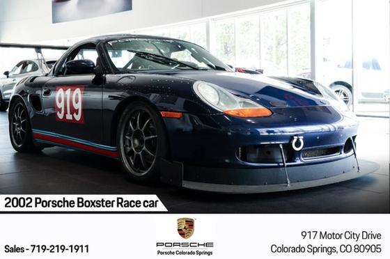 2002 Porsche Boxster S:24 car images available