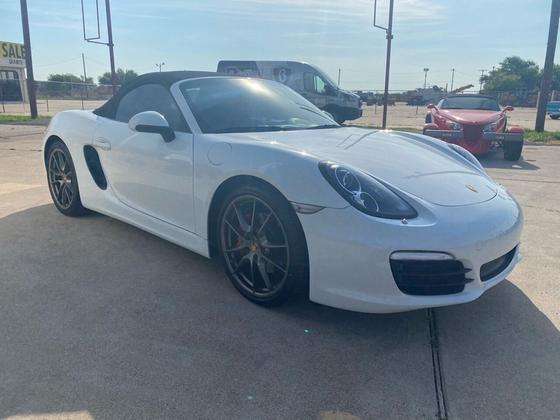 2013 Porsche Boxster S
