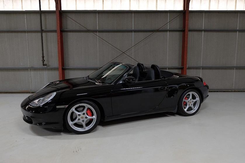 2004 Porsche Boxster S:24 car images available