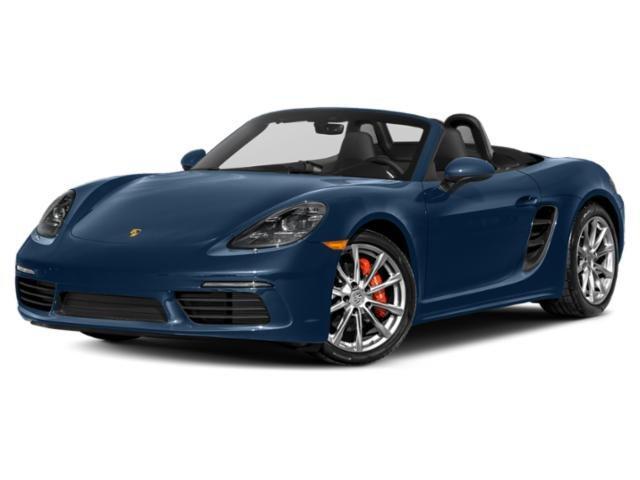 2021 Porsche Boxster S : Car has generic photo