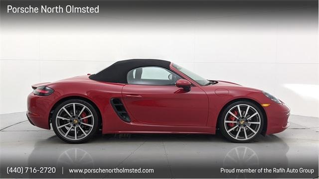 2021 Porsche Boxster S:24 car images available