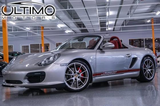 2012 Porsche Boxster Spyder:24 car images available