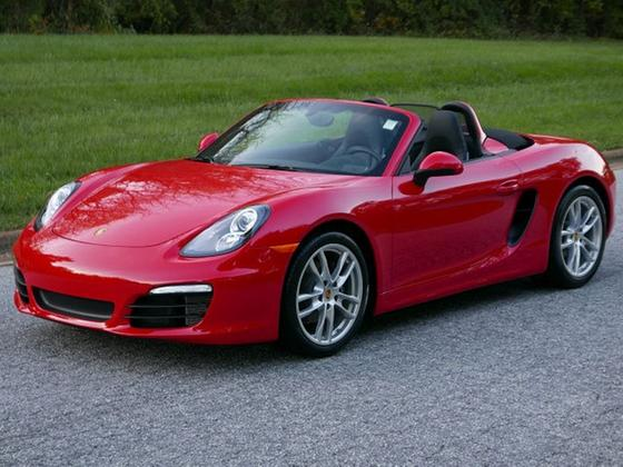 2015 Porsche Boxster Spyder:24 car images available