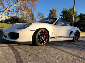 2011 Porsche Boxster Spyder:11 car images available