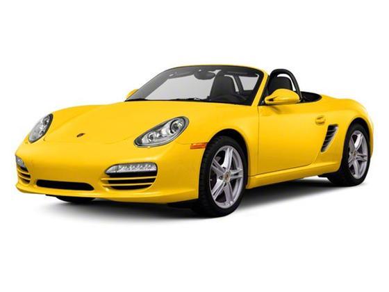 2011 Porsche Boxster Spyder : Car has generic photo
