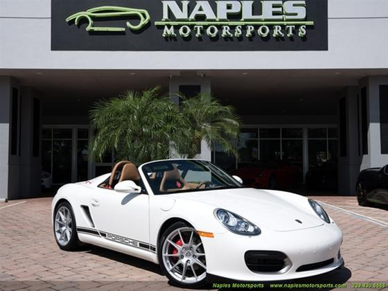 2011 Porsche Boxster Spyder:24 car images available