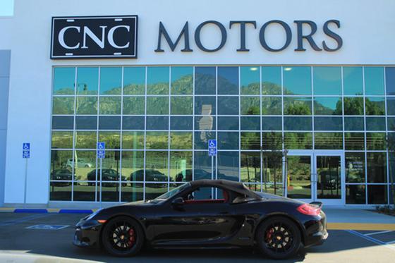 2016 Porsche Boxster Spyder:24 car images available