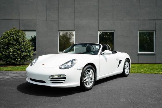 2009 Porsche Boxster Spyder:24 car images available