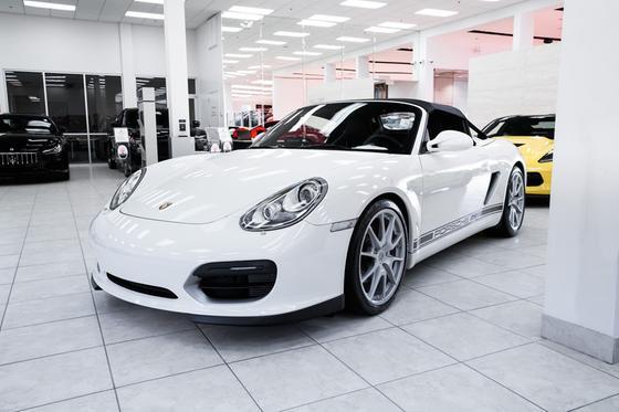 2011 Porsche Boxster Spyder:8 car images available