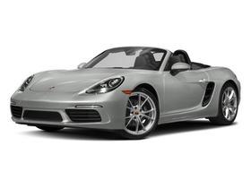 2017 Porsche Boxster Spyder : Car has generic photo