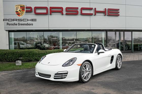 2014 Porsche Boxster Spyder:24 car images available