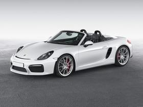 2016 Porsche Boxster Spyder : Car has generic photo