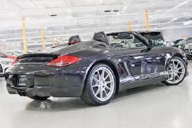 2012 Porsche Boxster Spyder