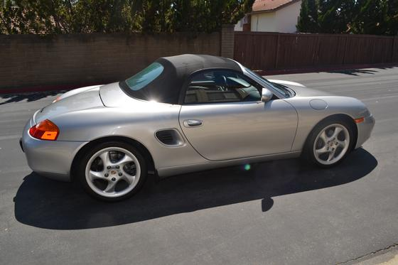 2002 Porsche Boxster V6:3 car images available