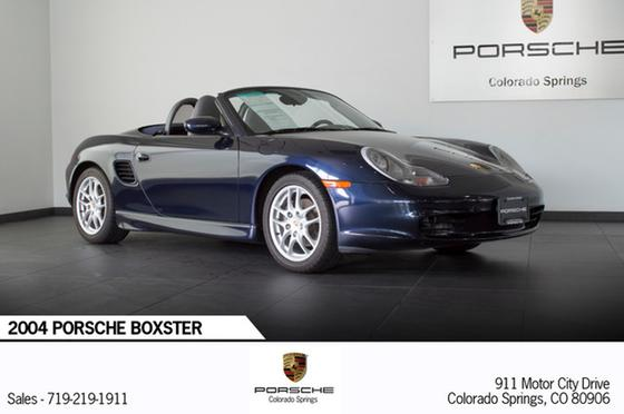 2004 Porsche Boxster V6:20 car images available