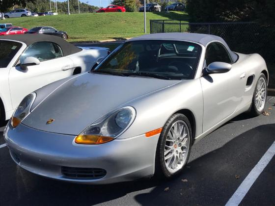 1999 Porsche Boxster V6:2 car images available