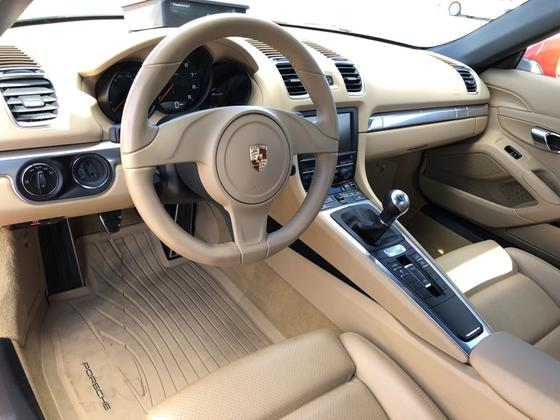 2013 Porsche Boxster V6