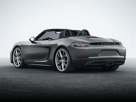 2017 Porsche Boxster V6 : Car has generic photo