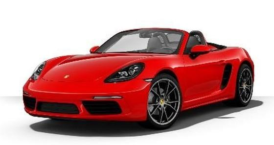 2019 Porsche Boxster V6:3 car images available
