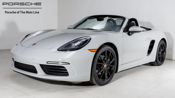 2019 Porsche Boxster V6:22 car images available
