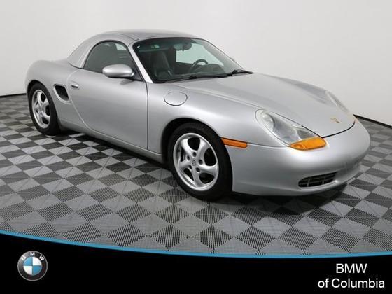 2000 Porsche Boxster V6:23 car images available