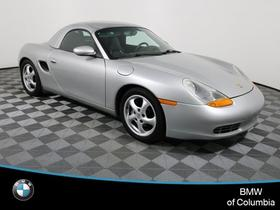 2000 Porsche Boxster V6:23 car images available