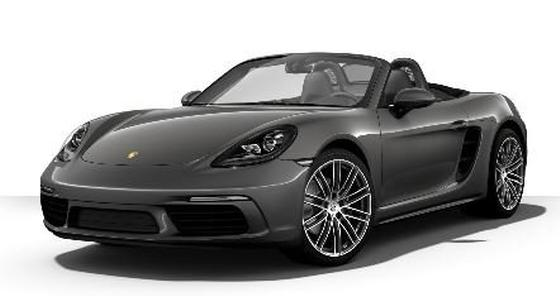 2019 Porsche Boxster V6:2 car images available