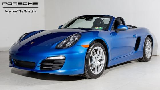 2015 Porsche Boxster V6:22 car images available