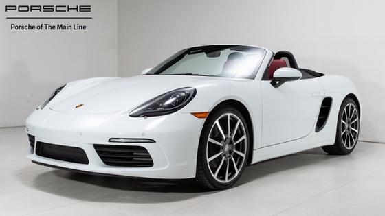 2019 Porsche Boxster V6:23 car images available