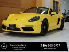 2018 Porsche Boxster V6:24 car images available