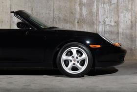 1999 Porsche Boxster V6