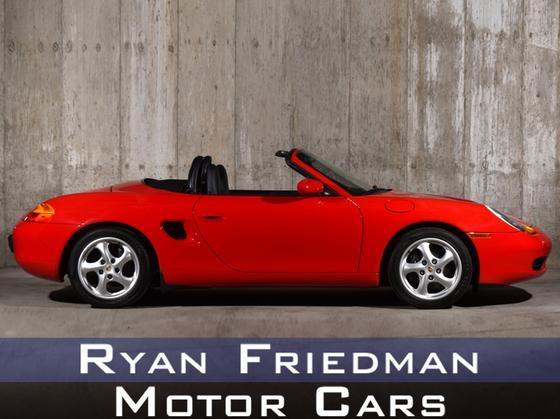 2000 Porsche Boxster V6:24 car images available