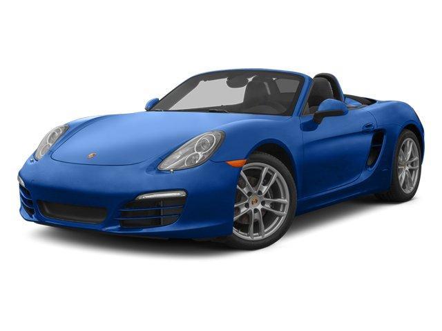 2013 Porsche Boxster V6 : Car has generic photo